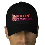 """KILLIN' ZOMBIES"" Hat"